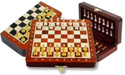 Metal Wood Chess Sets