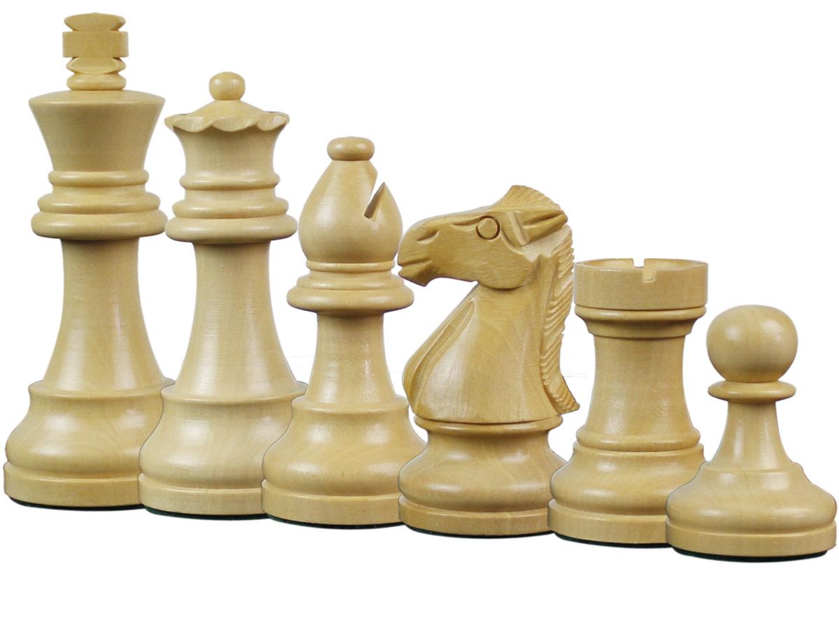 Famous Staunton Boxwood Chess Pieces