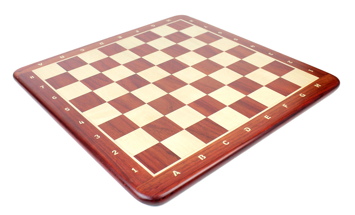 """Square size - 2.50"""" (63.5mm). Weight of the board is 13.44 lbs (6100 grams)"""