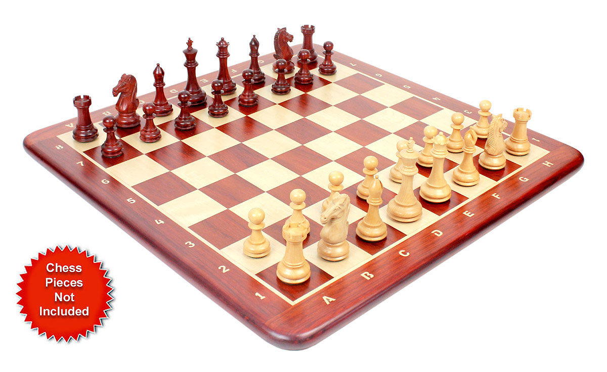 Our sale is for chess board only and the chess pieces are not included