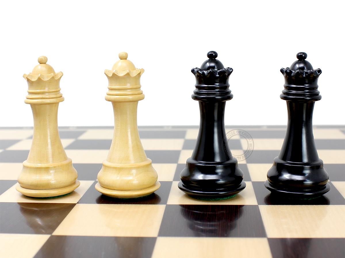 Rio Staunton Chess Pieces