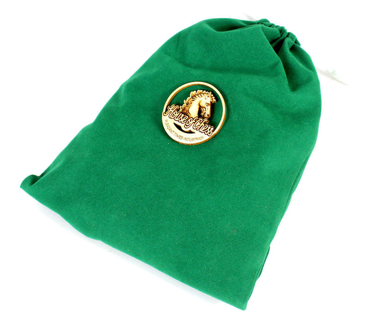 Velvet pouch included with this purchase.