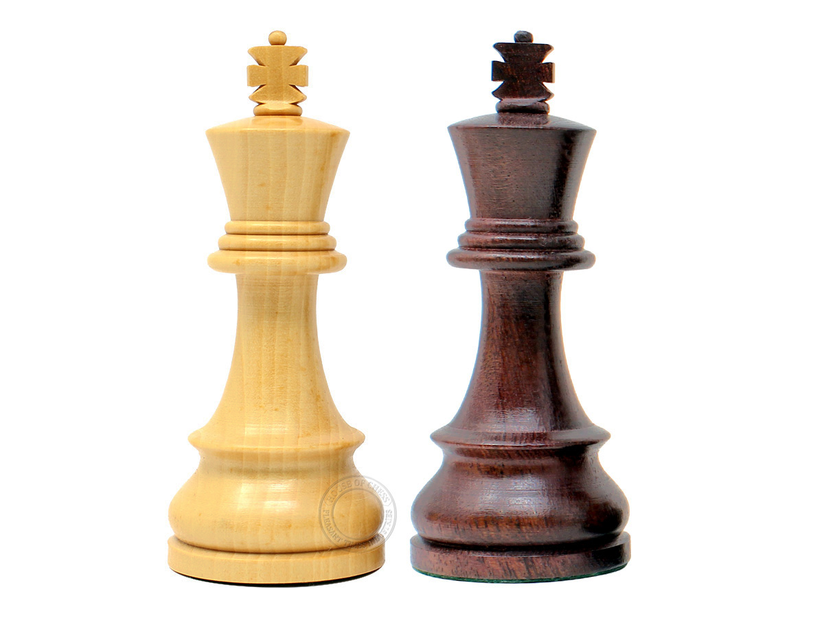 "King height - 3.75"" (95 mm) Base - 1.46"" (37 mm)"