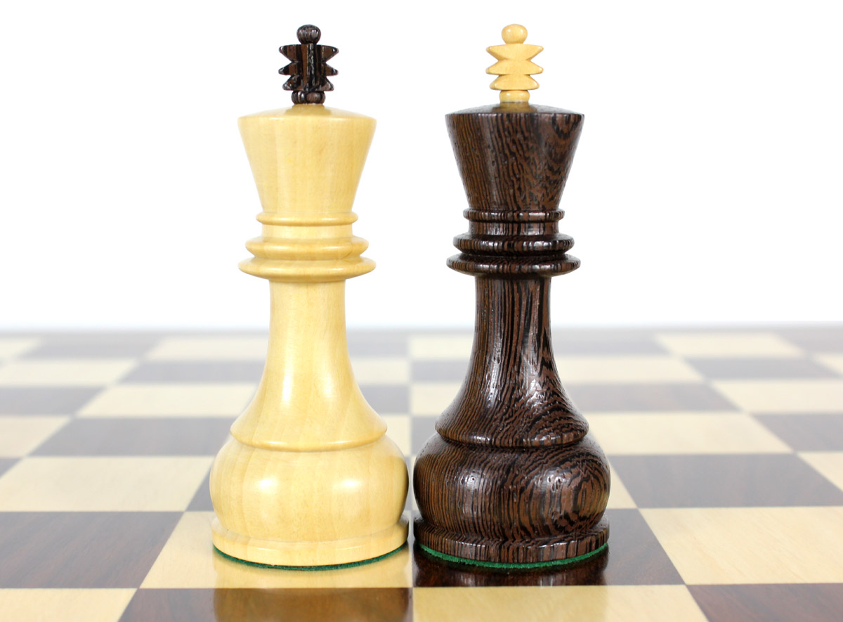 """King height - 4"""" (102 mm) Base - 1.60""""  (41 mm)"""