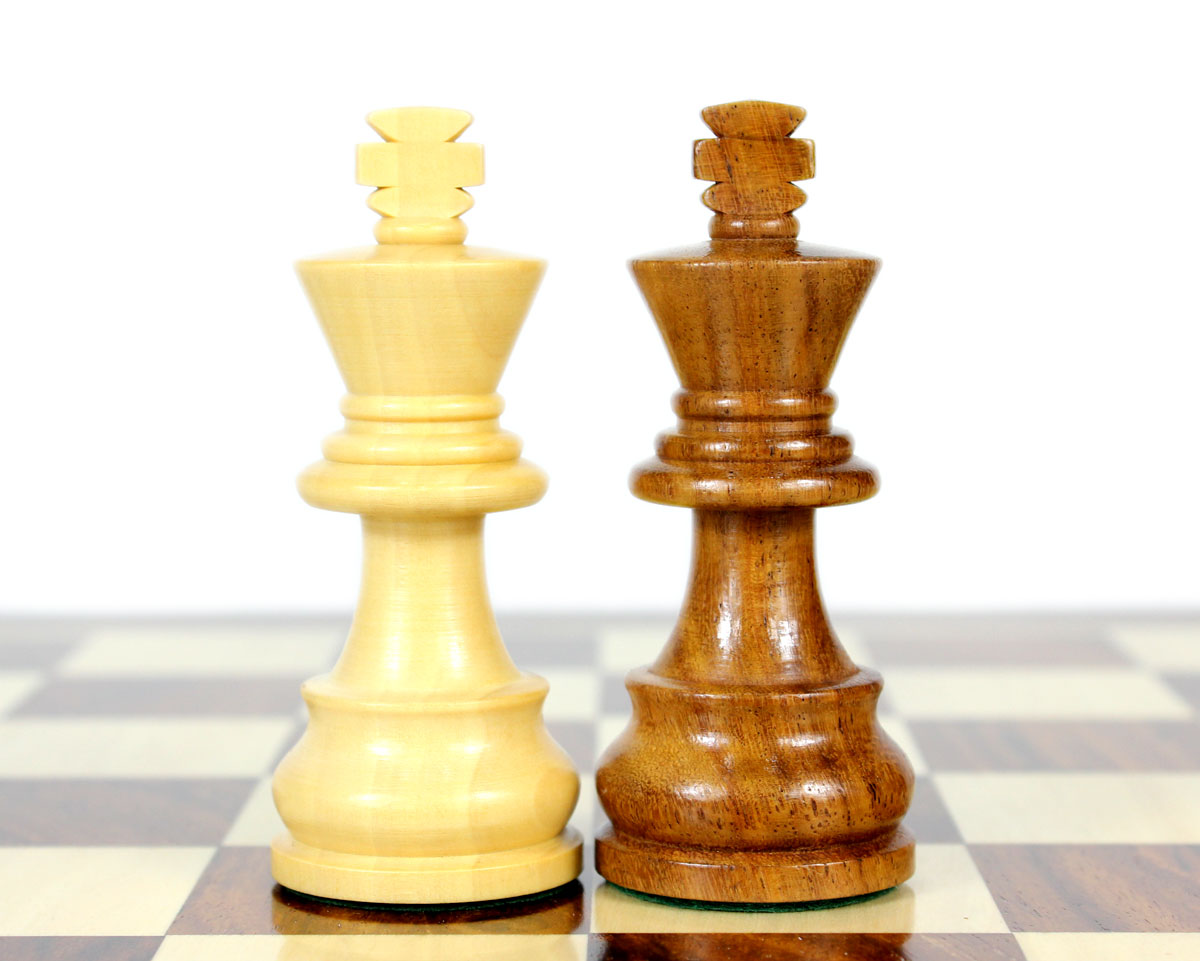 """King height - 3"""" (76 mm) Base - 1.20"""" (30 mm)"""