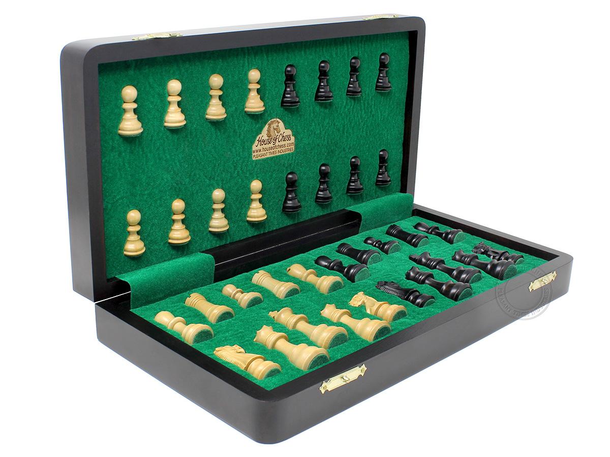 Inner view of chess box