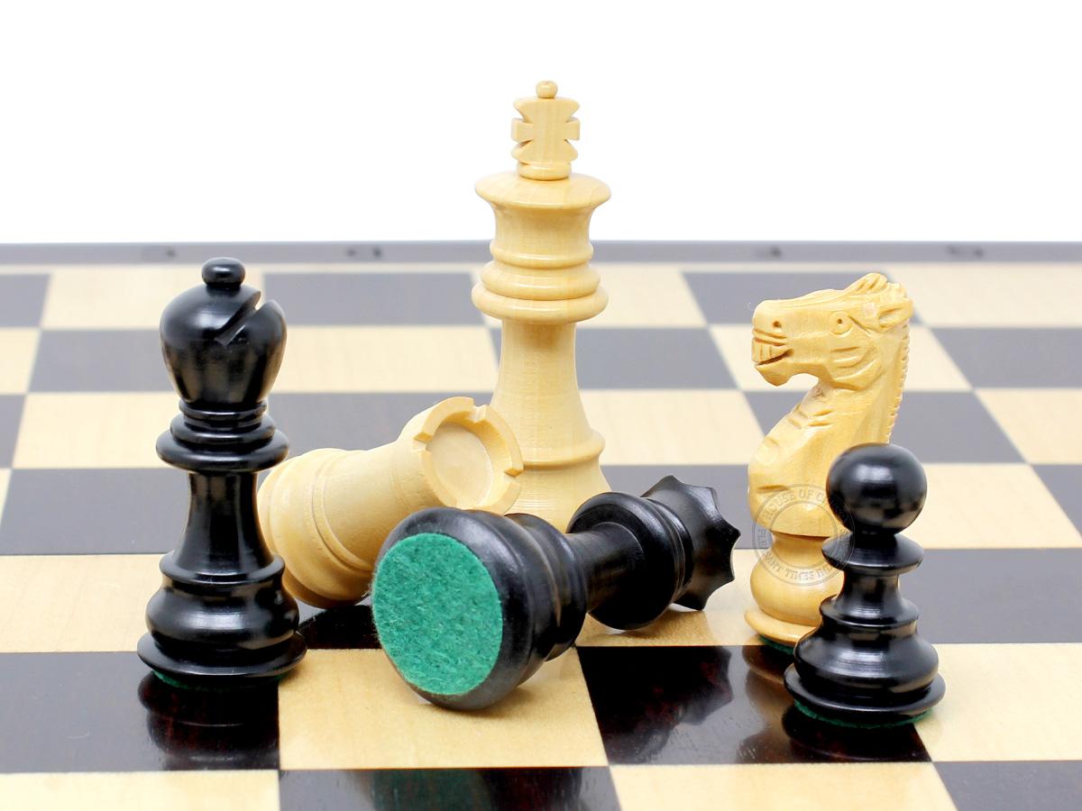 Galaxy Staunton Chess Pieces