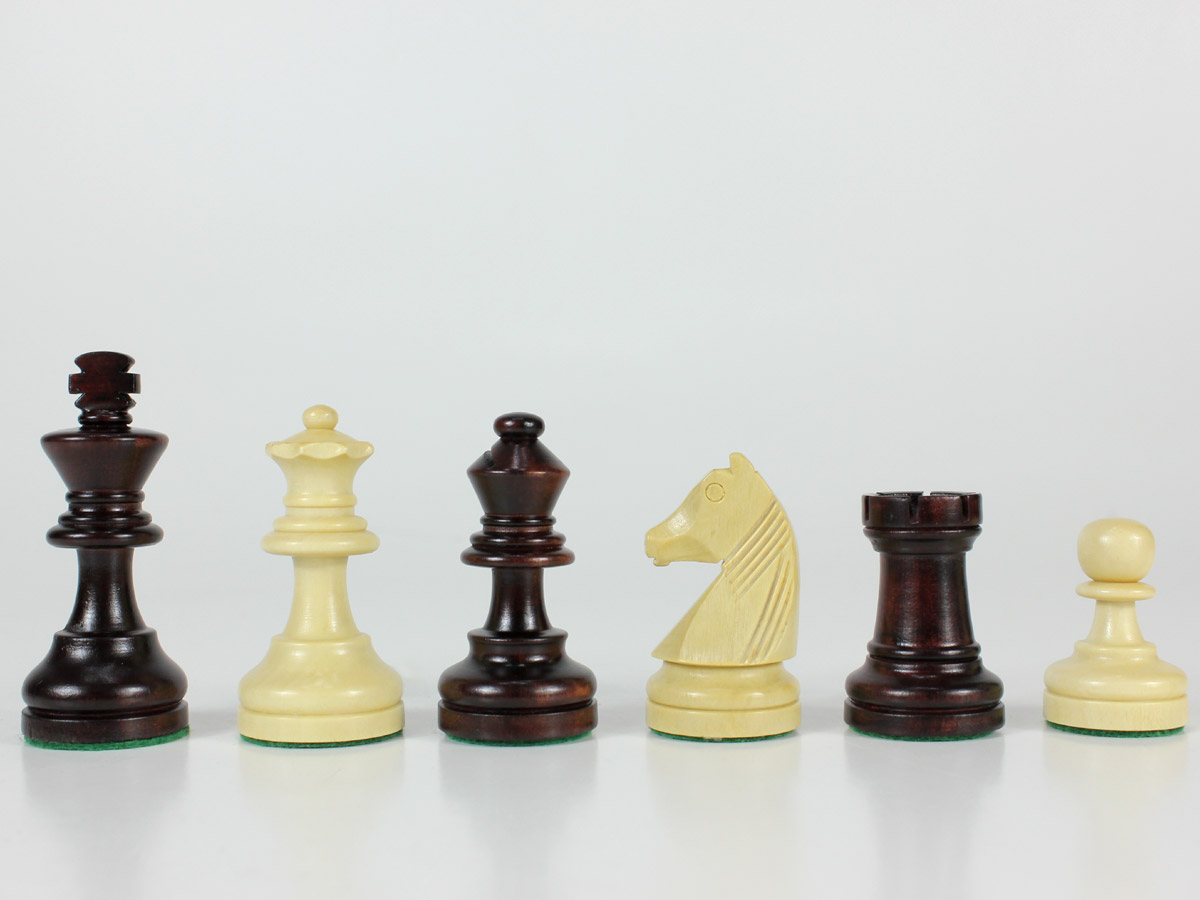 """Louis Staunton Chess Pieces King Height 2-1/2"""""""