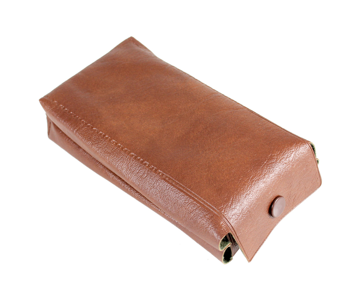 Simulated leather case provided for extra protection and safety of the Chess board.