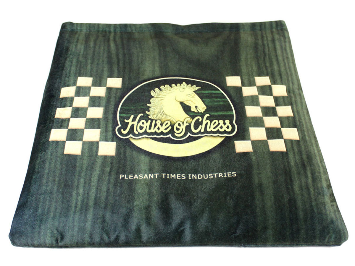 House of Chess foam padded chess board case