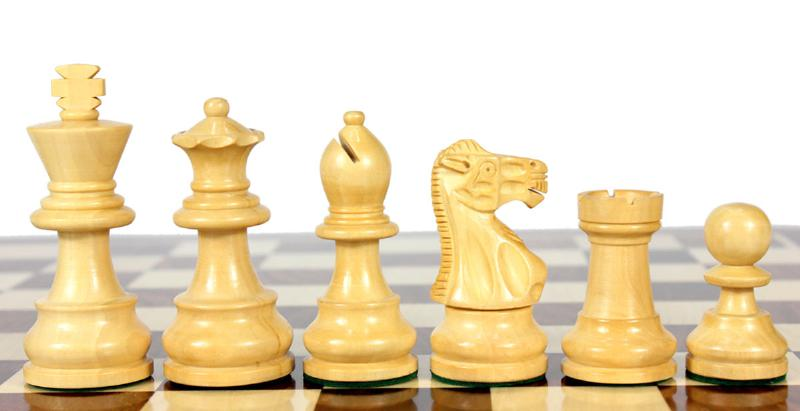 Golden Rose Wood Unique Staunton Wooden Chess Set Pieces King Size 3 Weighted Ebay